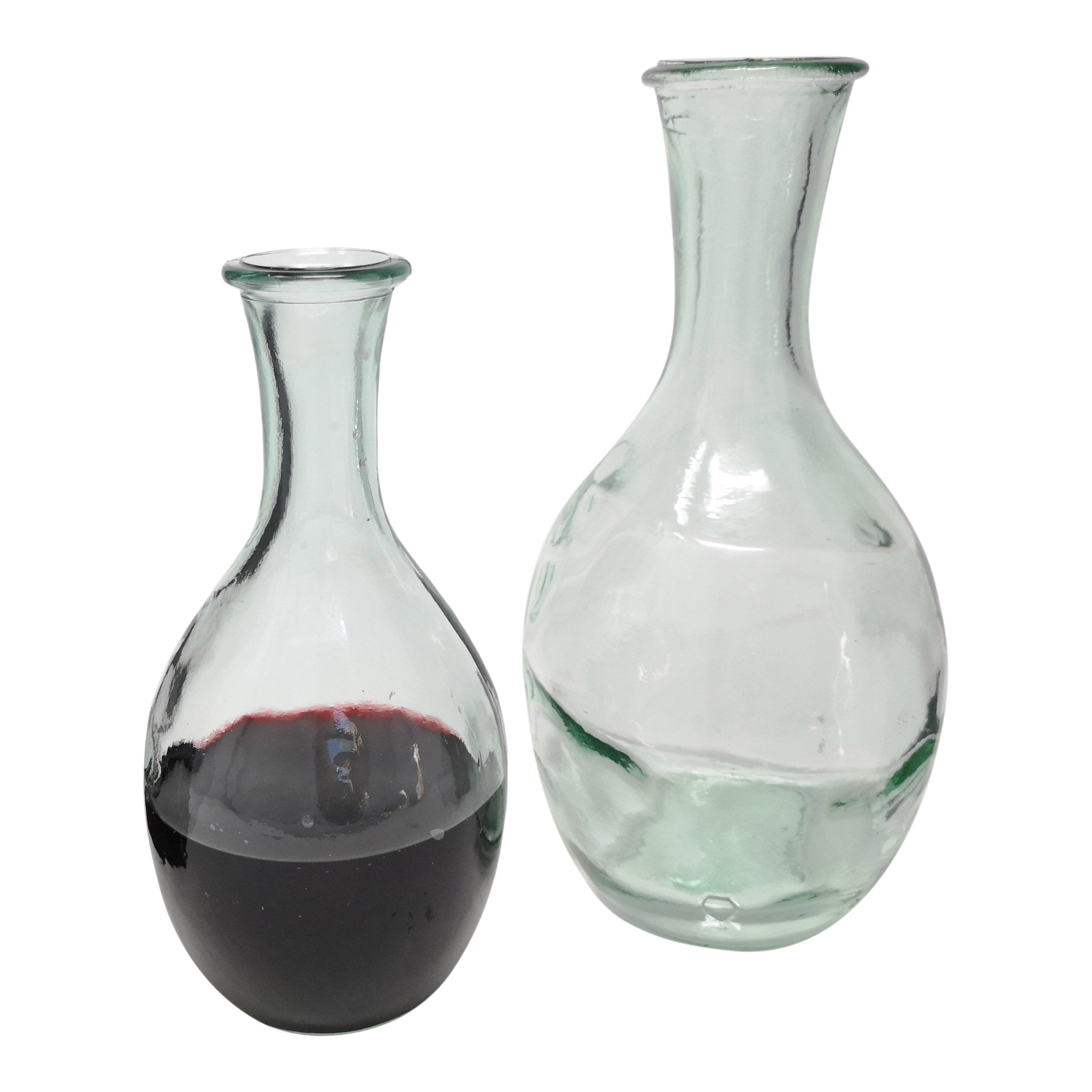 1 litre Recycled Glass Carafe