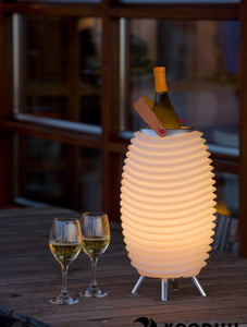 Kooduu Multifunctional Lamp, Bluetooth Speaker & Ice Bucke