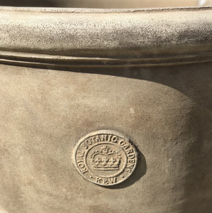Temperate House Kew Frostproof Terracotta Planter -  Extra Large.