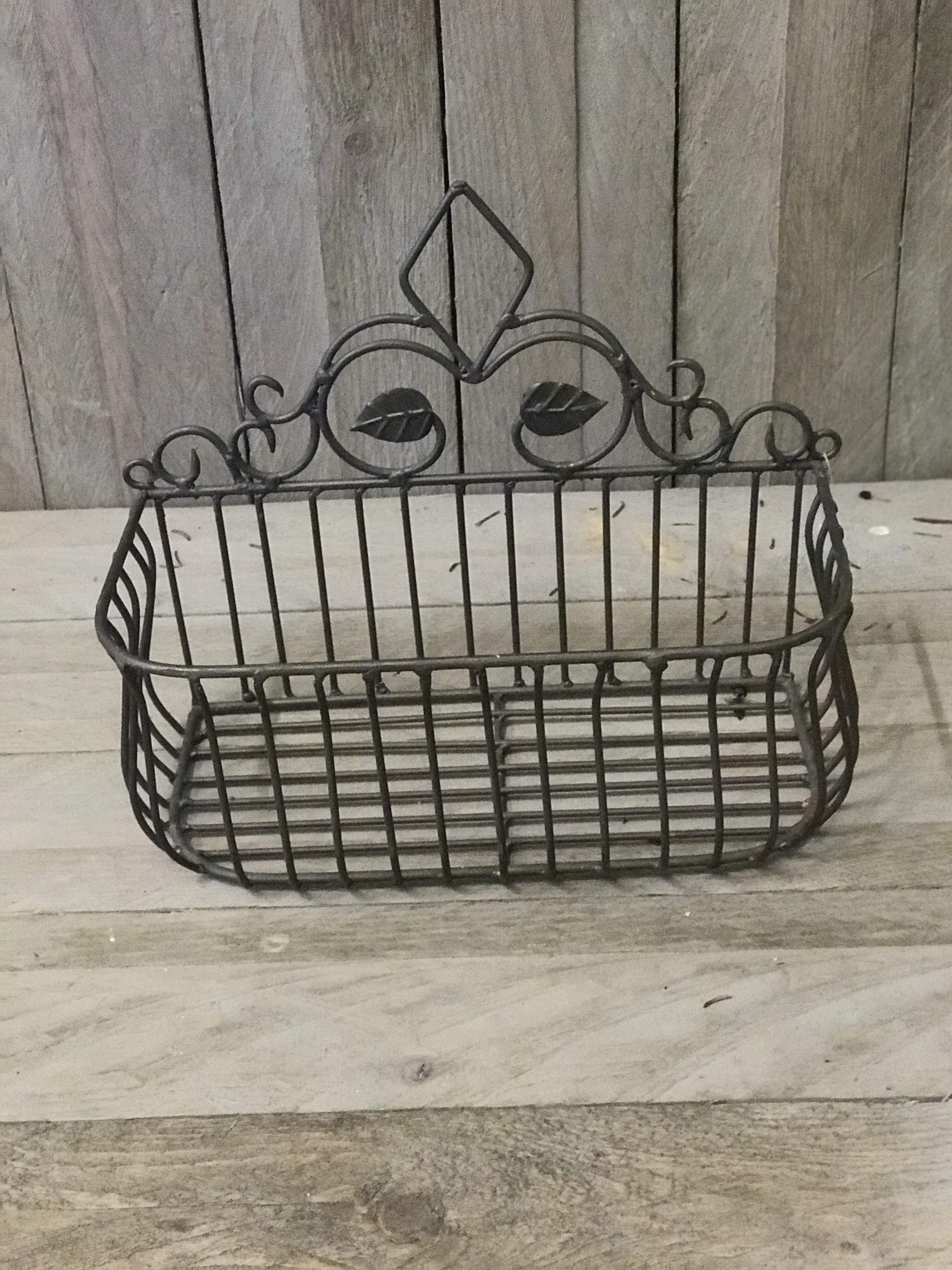 Wall Basket Small