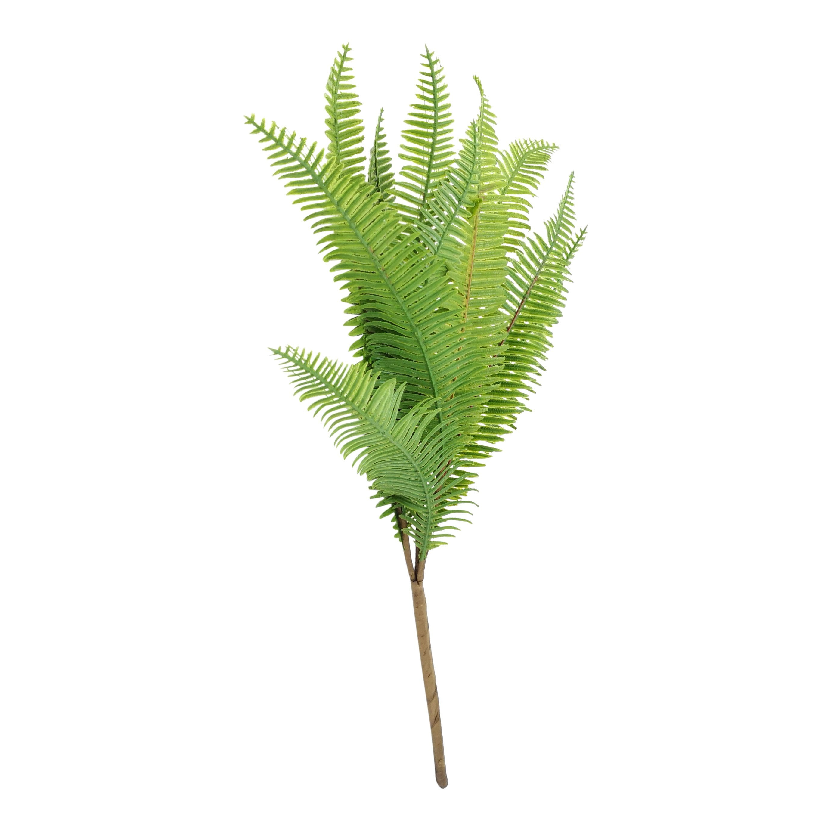 Faux Fern Spray
