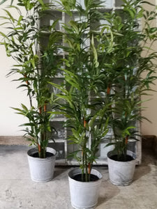 Faux Bamboo Tree