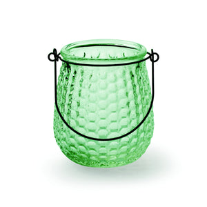 Cha Cha Green Hanging Lantern - Pack of 4