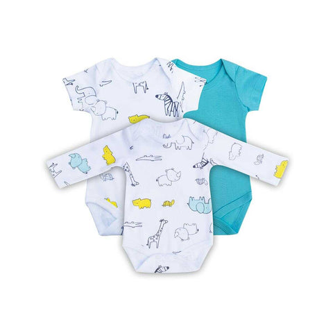 Bebek Body 3'lü Set zoo zoo