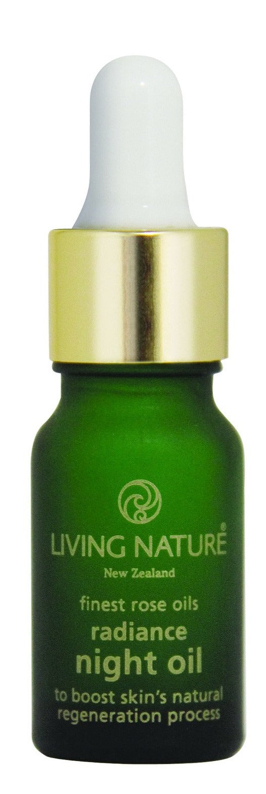 Living Nature - RADIANCE NIGHT OIL: Antifaltenrosenöl 10ml