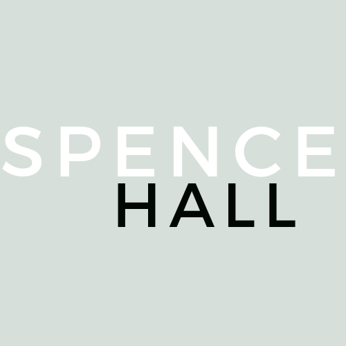 Spence Hall logo, East London's newest grocery store, Butcher, Baker, and Fishmonger, with a range of Pantry goods. One stop with a curated range of fresh and dry produce. Great food comes form great ingredients. Great food doesn't have to cost the Earth.