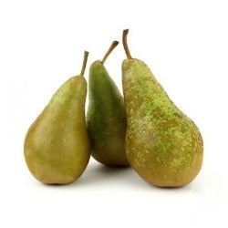 Three conference pears sold by Spence hall