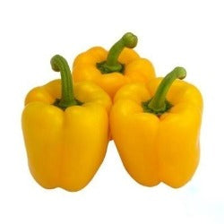 3 Yellow peppers sold by Spence hall