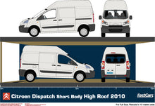 Load image into Gallery viewer, Citroen Dispatch 2010 Short Body High Roof