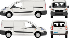 Load image into Gallery viewer, Fiat Scudo 2010 Long Body Low Roof
