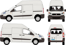 Load image into Gallery viewer, Fiat Scudo 2010 Short Body High Roof