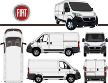 Load image into Gallery viewer, Fiat Ducato 2017 SWB Van