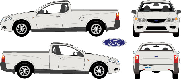 Ford Falcon 2010 Ute