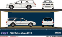 Load image into Gallery viewer, Ford Falcon 2010 Station Wagon