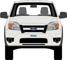Load image into Gallery viewer, Ford Ranger 2010 Super Cab -- Pickup ute