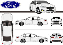 Load image into Gallery viewer, Ford Falcon 2017  XR8 sedan