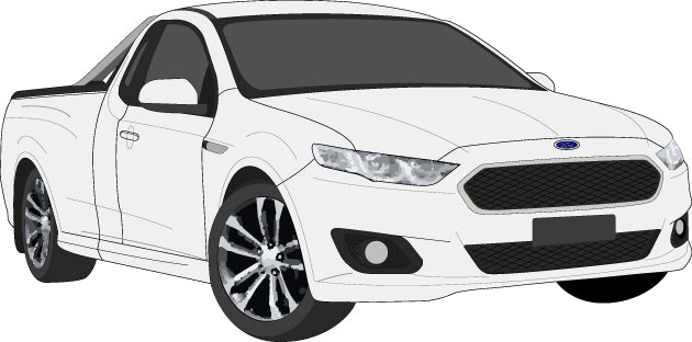 Ford Falcon 2017 XR6 ute