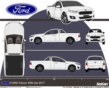 Load image into Gallery viewer, Ford Falcon 2017 XR6 ute