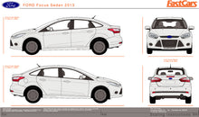 Load image into Gallery viewer, Ford Focus 2013  sedan