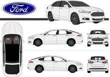 Load image into Gallery viewer, Ford Mondeo  2017  Hatchback