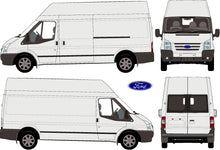 Load image into Gallery viewer, Ford Transit 2013 LWB van -- High Roof