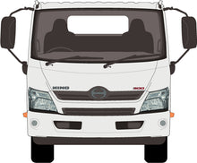 Load image into Gallery viewer, Hino 300 2013 Single Cab -- Tipper