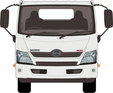 Load image into Gallery viewer, Hino 300 2013 Single Cab -- Tray