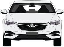 Load image into Gallery viewer, Holden Commodore 2018 LT Sedan