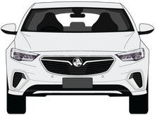 Load image into Gallery viewer, Holden Commodore 2018 RS Sedan