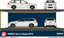 Load image into Gallery viewer, Holden Commodore 2010 Sportswagon