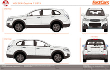 Load image into Gallery viewer, Holden Captiva 2013 Captiva 7