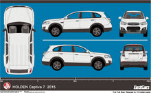 Load image into Gallery viewer, Holden Captiva 2015 Captiva 7