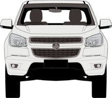 Load image into Gallery viewer, Holden Colorado 2013 Double Cab -- Cab Chassis