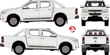 Load image into Gallery viewer, Holden Colorado 2013 Double Cab -- 4X2 Pickup ute