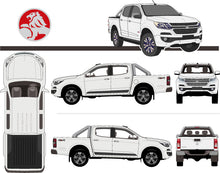 Load image into Gallery viewer, Holden Colorado 2017 Double Cab Pickup Ute