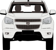 Load image into Gallery viewer, Holden Colorado 2015 Double Cab 4x4 Pickup Ute