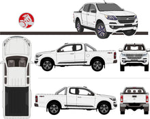 Load image into Gallery viewer, Holden Colorado 2017 Space Cab Pickup Ute