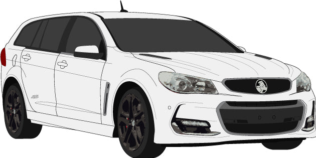 Holden Commodore 2017 Sportswagon
