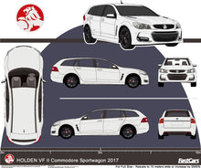 Load image into Gallery viewer, Holden Commodore 2017 Sportswagon