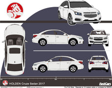 Load image into Gallery viewer, Holden Cruze 2017 -- Sedan