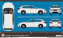 Load image into Gallery viewer, Holden Cruze 2015 Sportswagon