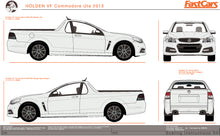 Load image into Gallery viewer, Holden Commodore 2013 VF Ute
