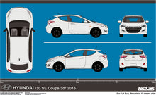Load image into Gallery viewer, Hyundai i30 2015 3 Door SE Coupe