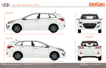 Load image into Gallery viewer, Hyundai i30 2013 Tourer (Station Wagon)