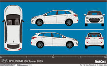 Load image into Gallery viewer, Hyundai i30 2015 Tourer (Station Wagon)