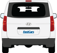 Load image into Gallery viewer, Hyundai iLoad 2014 Lift Up Rear tailgate