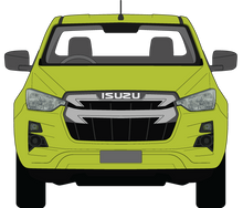 Load image into Gallery viewer, Isuzu D-Max 2021 Double Cab ute - SX