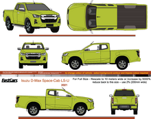 Load image into Gallery viewer, Isuzu D-Max 2021 Space Cab - Ute  LS-U