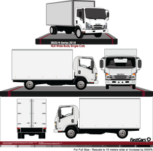 Load image into Gallery viewer, Isuzu N-Series 2018 Single Cab  NNR/NPR/NQR  Wide Body