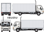 Isuzu N-Series 2004 NPR 400 Long